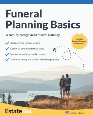Funeral Planning Basics: A Step-By-Step Guide to Funeral Planning.... Cover Image