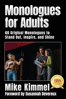 Monologues for Adults Cover Image