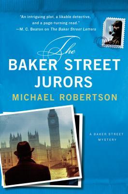 The Baker Street Jurors Cover Image
