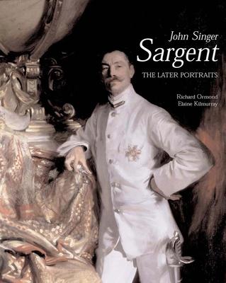 Cover for John Singer Sargent