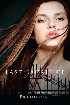 Last Sacrifice Cover