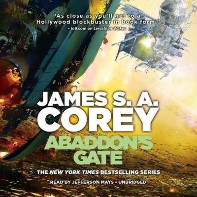 Abaddon's Gate Lib/E Cover Image