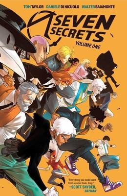 Seven Secrets Vol. 1 Cover Image
