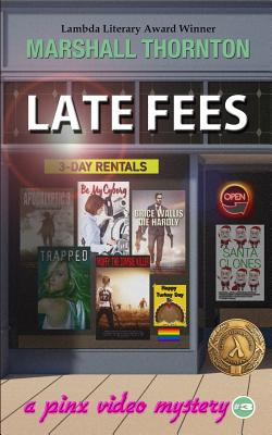 Late Fees: A Pinx Video Mystery Cover Image