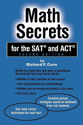 Math Secrets for the SAT and ACT Cover Image