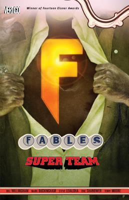 Super Team Cover