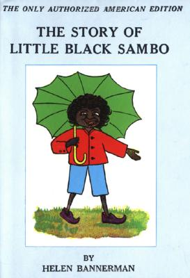 The Story of Little Black Sambo Cover