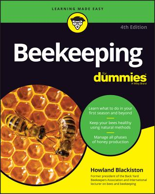 Beekeeping for Dummies (For Dummies (Lifestyle)) Cover Image