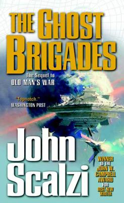 The Ghost Brigades Cover