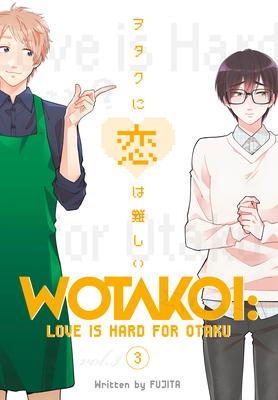 Wotakoi: Love is Hard for Otaku 3 Cover Image