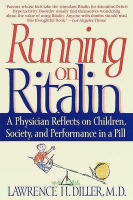 Running on Ritalin Cover