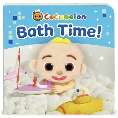 Cocomelon Bath Time! Cover Image