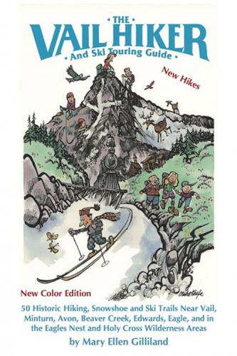 The Vail Hiker and Ski Touring Guide Cover Image