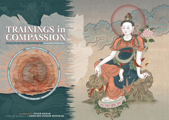 Trainings In Compassion Cover