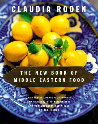 The New Book of Middle Eastern Food Cover