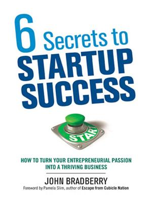 6 Secrets to Startup Success Cover