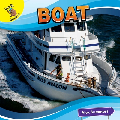 Boat (Transportation and Me!) Cover Image