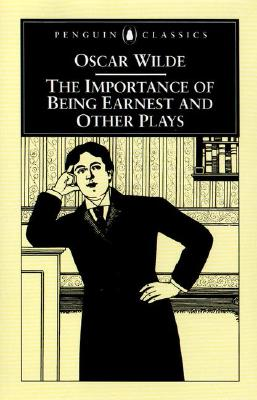 Importance of Being Earnest Cover Image