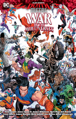Dark Nights: Death Metal: War of the Multiverses Cover Image
