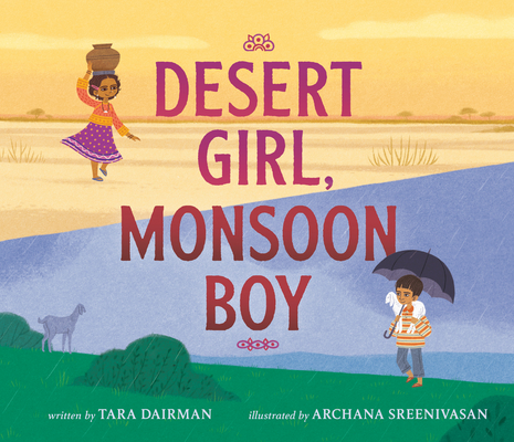 Desert Girl, Monsoon Boy Cover Image