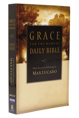 Grace for the Moment Daily Bible-NCV Cover Image
