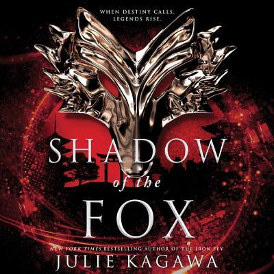 Shadow of the Fox Lib/E Cover Image