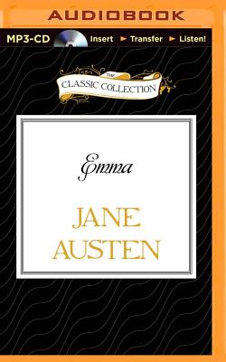 Emma (Classic Collection (Brilliance Audio)) Cover Image
