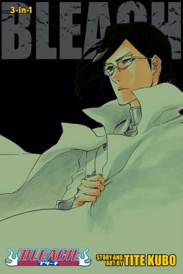Bleach (3-in-1 Edition), Vol. 24 cover image