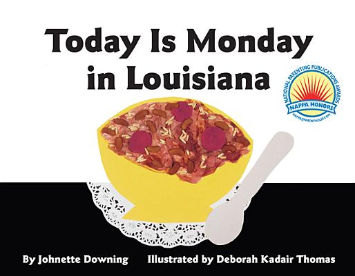 Today Is Monday in Louisiana Cover Image