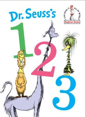 Dr. Seuss's 1 2 3 (Beginner Books(R)) Cover Image