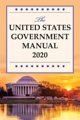 The United States Government Manual 2020 Cover Image