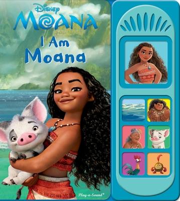 Disney Moana: I Am Moana (Play-A-Song) Cover Image