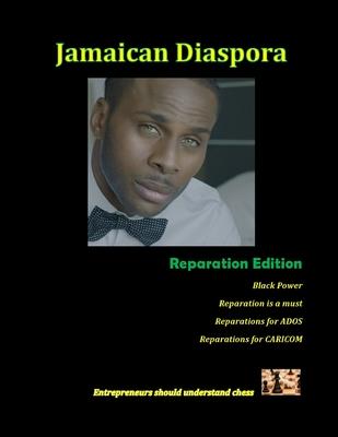 Jamaican Diaspora: Reparation Edition Cover Image