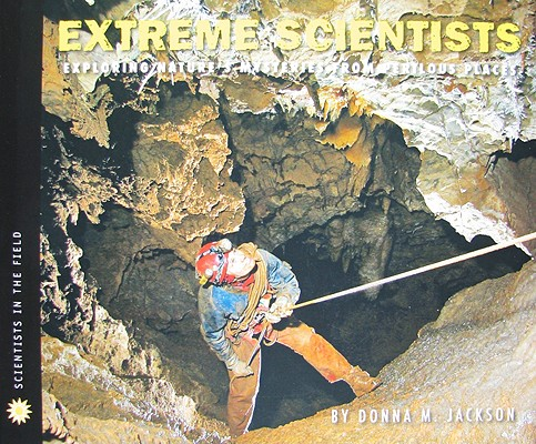 Extreme Scientists Cover