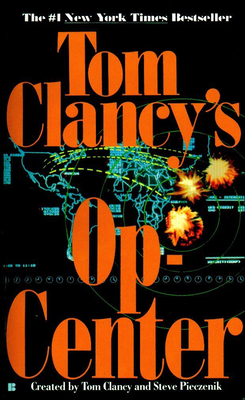 Tom Clancy's Op-Center (Tom Clancy's Op Center (Prebound)) Cover Image