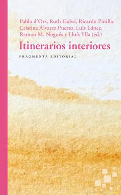 Itinerarios interiores (Fragmentos #51) cover