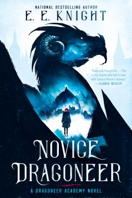 Novice Dragoneer (A Dragoneer Academy Novel #1) Cover Image