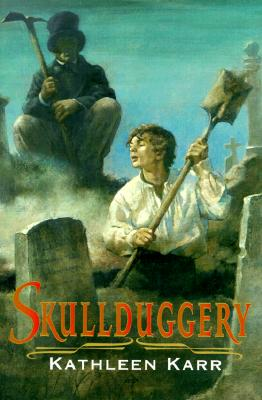 Cover for Skullduggery