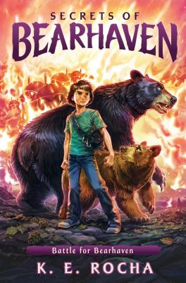Cover for Battle for Bearhaven (Secrets of Bearhaven #4)