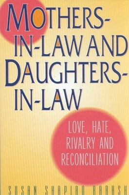 Cover for Mothers-In-Law and Daughters-In-Law