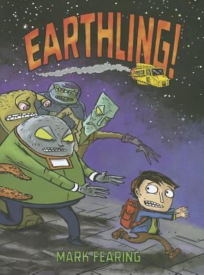 Earthling! Cover