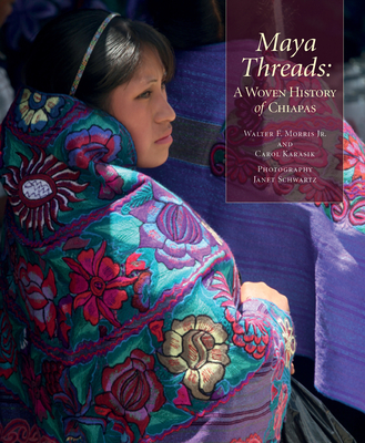Maya Threads Cover