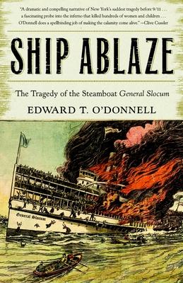 Ship Ablaze Cover