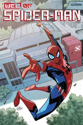 W.E.B. of Spider-Man Cover Image