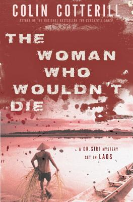 The Woman Who Wouldn't Die Cover