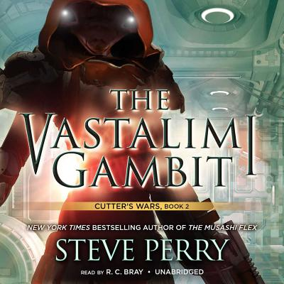 Cover for The Vastalimi Gambit Lib/E