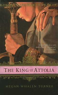 The King of Attolia Cover