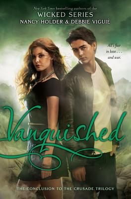 Vanquished (Crusade) Cover Image