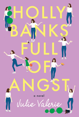 Holly Banks Full of Angst Cover Image