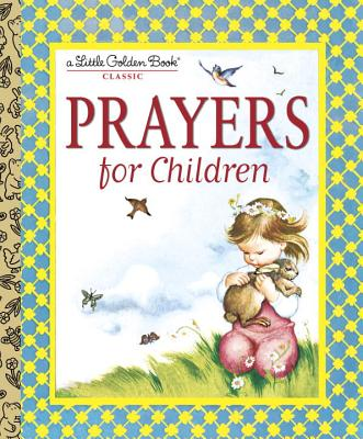 Prayers for Children (Little Golden Book) Cover Image